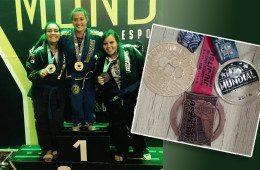 Moradora do Tatuapé compartilha sua vitória no Jiu Jitsu
