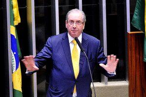 Peixe-graúdo: o ex-deputado Eduardo Cunha (PMDB-RJ), cassado nesta segunda-feira, 12 de setembro de um processo cansativo e o mais longo da história do Conselho de Ética: 335 dias. Foto: Luis Macedo / Câmara dos Deputados