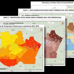 Pesquisa indica mudanças climáticas na Região Amazônica, alerta Fiocruz