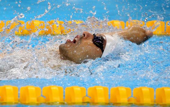 Daniel Dias: segundo nadador mais vencedor da história dos Jogos Paralímpicos (Foto: MPIX/CPB/Cleber Mendes)