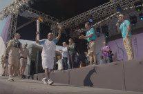 Melhores momentos do revezamento da Tocha Paralímpica pelo Brasil, vídeo