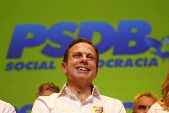 João Doria é eleito prefeito de São Paulo no primeiro turno. Foto: PSDB-SP/Divulgação