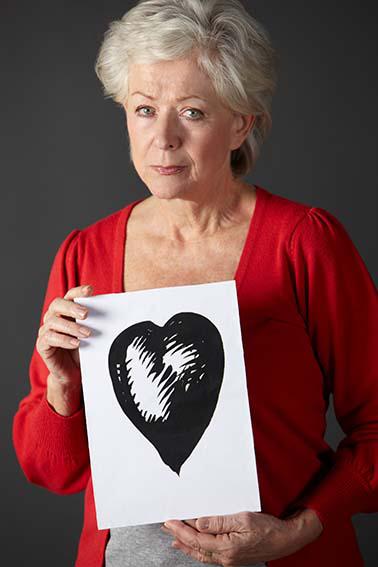 Uma luz à saúde cardíaca feminina. Foto: divulgação /  SBCM