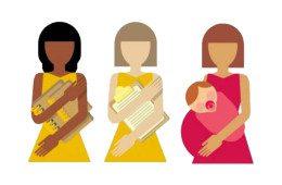 Gravidez precoce é responsável por mais de 50% das internações entre os jovens