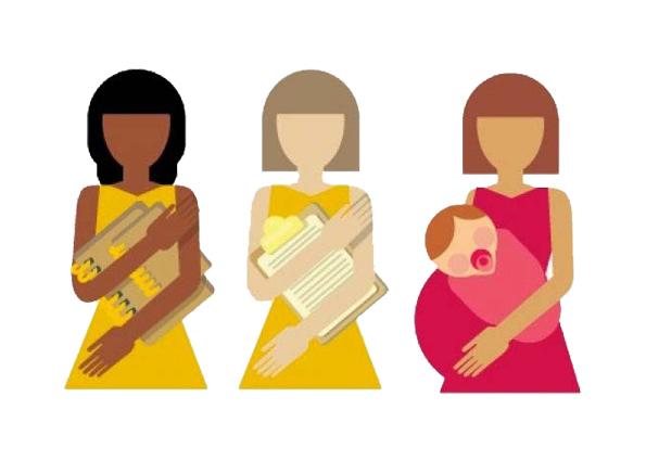 Levantamento atesta que 59% das internações em indivíduos com idades entre 15 e 19 anos estão relacionadas à gestação, parto e puerpério. Foto: divulgação / SPSP