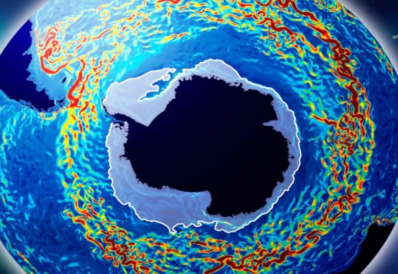 Em dez anos, Frente Polar deslocou para o sul duas vezes a média dos 900 anos anteriores, o que pode resultar na alteração da temperatura dos oceanos e de funções ecossistêmicas.  Foto: divulgação / FAPESP