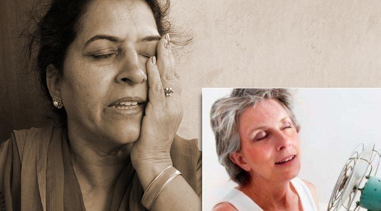 Menopausa: mantenha exames e visitas ao seu médico em dia. Foto:  Supreet Vald / Getty Images; foto destaque: divulgação / SOGESP