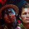 Jovens indígenas repudiam cortes na FUNAI