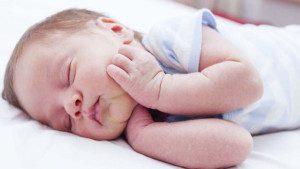 Leia as dicas para uma boa noite de sono do bebê. Foto: divulgação / SPSP