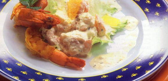 Salada Tropicalíssima