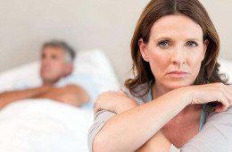 Como lidar com a falta de desejo sexual na menopausa