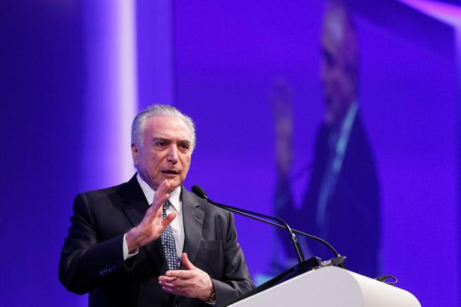 Prêmio LIDE: reconhecimento aos principais líderes brasileiros de diversos segmentos. Foto: Beto Barata/PR