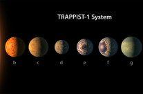 """Faça um passeio pelo """"solo alienígena"""" do exoplaneta TRAPPIST-1d"""