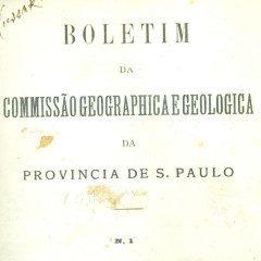 Instituto Geológico digitaliza Boletins da Comissão Geographica e Geologica