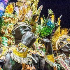 Acadêmicos do Tatuapé é a campeã do Carnaval 2017