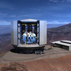 Telescópio Gigante Magalhães, vídeo