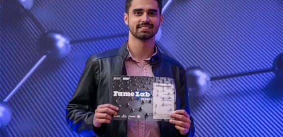 Competição estimula cientistas a divulgar conceitos científicos, vídeo