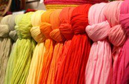 Corantes têxteis: pesquisadora busca alternativas
