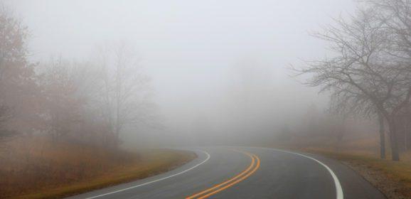 Neblina: conheça os pontos de risco nas rodovias estaduais
