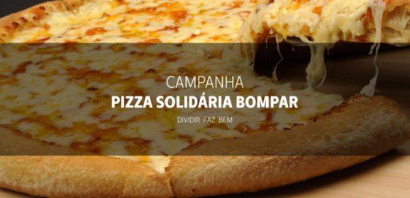BOMPAR convida pizzarias a participarem da campanha Pizza Solidária
