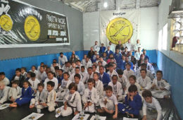 Projeto Social Samurais completa seis anos