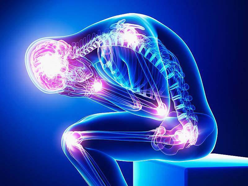 Os vários lados da dor
