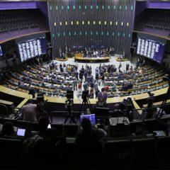 Plenário da Câmara dos Deputados, ao vivo