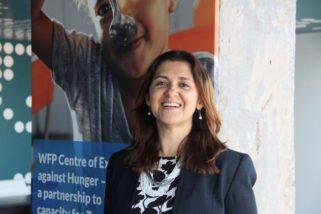 Centro da ONU homenageia brasileira que trabalha com ajuda humanitária