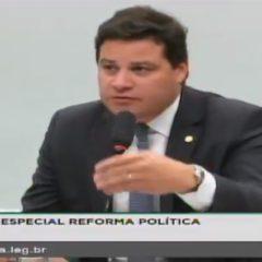 Comissão especial retoma análise sobre regulamentação da reforma política, vídeo