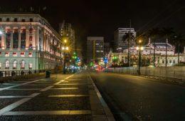 """""""Sexta Sem Carro"""" fecha ruas do Centro Histórico de SP"""