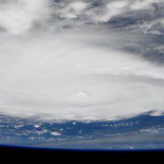 Continue acompanhando do espaço os movimentos do furacão Irma, vídeo