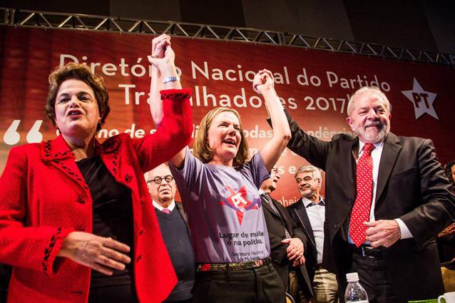PGR denuncia Lula, Dilma e outros membros do PT por vários crimes
