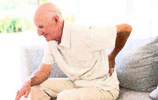 A dor na terceira idade