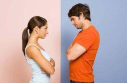 A dor nas mulheres e nos homens