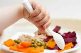Para uma alimentação infantil saudável