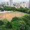 ZL: Um parque abandonado pela Prefeitura e a sujeira por trás dos tapumes
