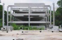 Ginásio poliesportivo demolido no Centro Esportivo do Tatuapé: inconsequência