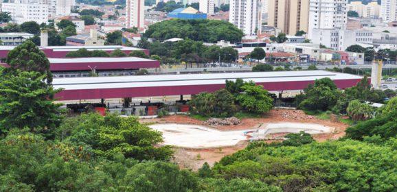 Centro Esportivo Brigadeiro Eduardo Gomes continua sem solução