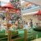 """Shopping Anália Franco encanta com decoração """"Natal Bois de Rose"""""""