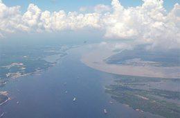 Partículas ultrafinas de aerossol intensificam as chuvas na Amazônia