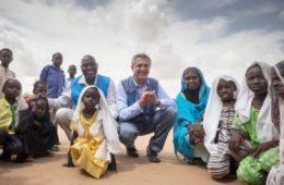 Chefe de Agência da ONU para Refugiados chega ao Brasil