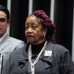 Ministra Luislinda deixa o ministério dos Direitos Humanos