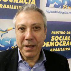 Mario Covas Neto anuncia saída do PSDB