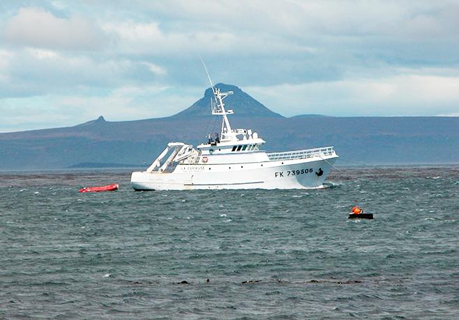 Poluição por metais pesados atinge ilhas remotas