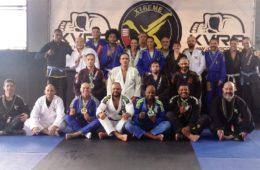 Xtreme BJJ conquista 15 medalhas na 1ª Etapa do Circuito Paulista 2018