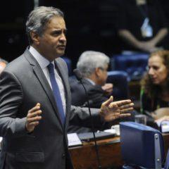 Aécio Neves vira réu por corrupção passiva e obstrução de Justiça no STF