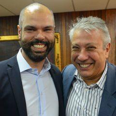 Boa sorte ao novo prefeito!