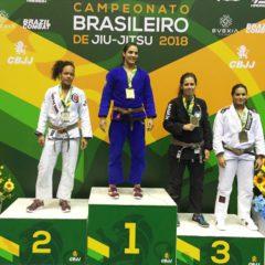 Xtreme BJJ amplia medalhas no Campeonato Brasileiro de Jiu Jitsu 2018
