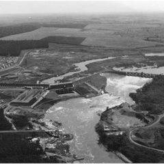 Usina Salto Grande, no Rio Paranapanema, completa 60 anos