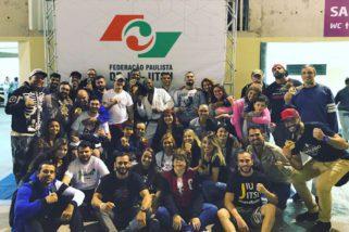 União da Xtreme BJJ é ponto alto da equipe no Circuito Paulista de Jiu Jitsu